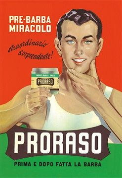 Proraso Soins Rasage Homme