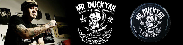 Producto para cabellos mr ducktail