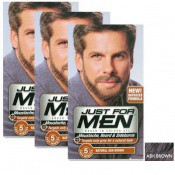 Just for Men Homme - PACK 3 COLORACIONES BARBA -