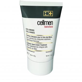 CREMA REVITALIZANE PARA MANOS Cellmen