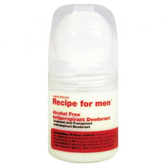DESODORANTE HOMBRE ANTITRANSPIRACIÓN Recipe For Men