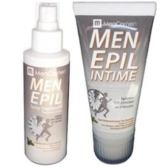 PACK MENEPIL SPRAY Y ESPUMA DEPILATORIA – Cuerpo y Partes Intimas