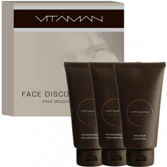 PACK DECOUVERTE VISAGE Vitaman