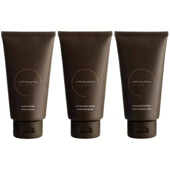 PACK DECOUVERTE RASAGE - 3 Productos