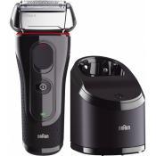 Braun Rasoir Homme - MAQUINILLA DE AFEITAR SERIE 5 5070 CC - Cuchilla eléctrica y maquina de afeitar