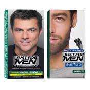 Just for Men Homme - DUO COLORACIÓN CABELLO Y BARBA -
