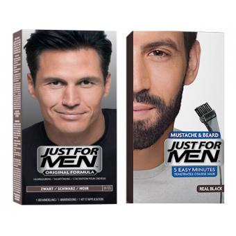 DUO COLORACIÓN CABELLO Y BARBA Just For Men