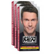 Just for Men Homme - PACK 3 COLORACIONES DE CABELLO -