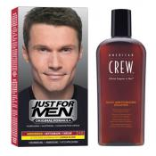 Just For Men - COLORATION CHEVEUX & SHAMPOING Châtain - Tinte just for men