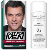 Just for Men Homme - PACK COLORACIÓN PARA CABELLOS Y CHAMPÚ -