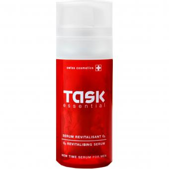 Task Essential - NEW TIME SERUM - Crema antiarrugas hombre
