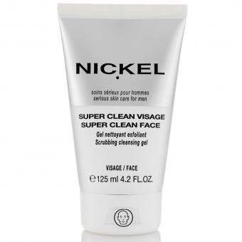 SUPER CLEAN FACIAL PARA HOMBRE Nickel