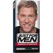 Just for Men Homme - COLORACIÓN DE CABELLO PARA HOMBRE -