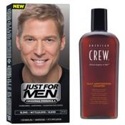 Just For Men - COLORATION CHEVEUX & SHAMPOING Blond - Tinte just for men