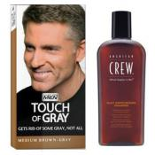 Just For Men - COLORATION CHEVEUX & SHAMPOING Gris Châtain - Tinte just for men