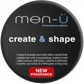 Men-ü - CREATE & SHAPE CERA DE PEINADO - Cosmetico hombre men u