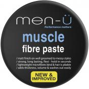 Men-ü - MUSCLE FIBRE PASTE CREMA DE PEINADO - Cosmetico hombre men u