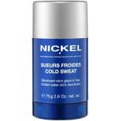 Nickel Homme - SUDORES FRÍOS - Gel de ducha y desodorante